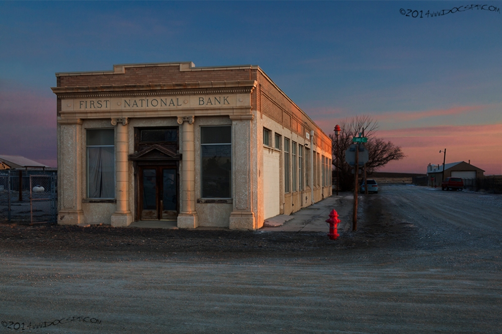 First National Bank, Rock RIver