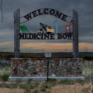 Medicine Bow West Gateway